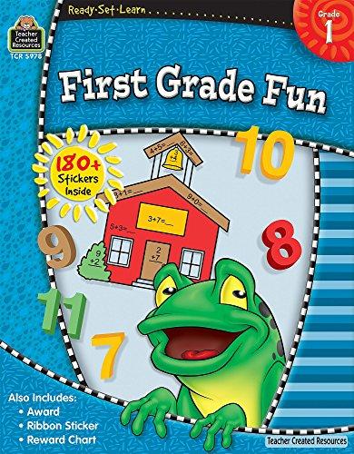 9781420659788: Ready-Set-Learn: First Grade Fun