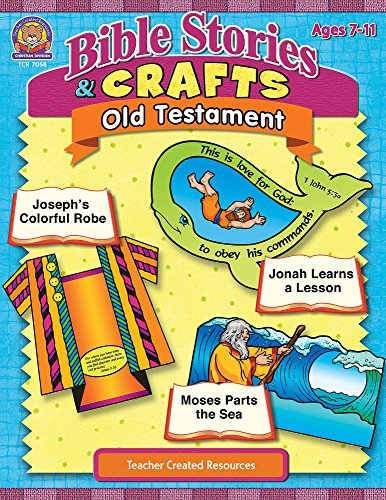 9781420670585: Bible Stories & Crafts: Old Testament