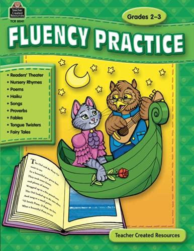 9781420680416: Fluency Practice, Grades 2-3