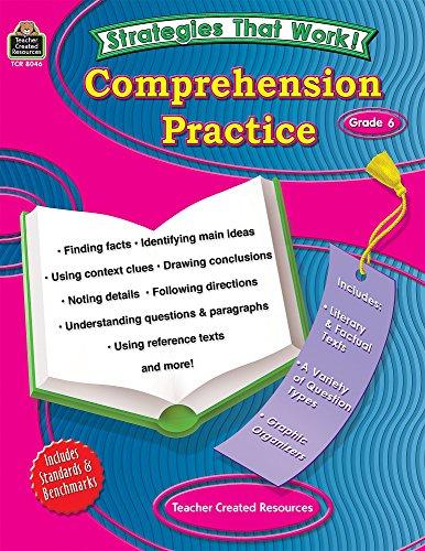 Strategies That Work : Comprehension Practice, Grade: Alan Horsfield