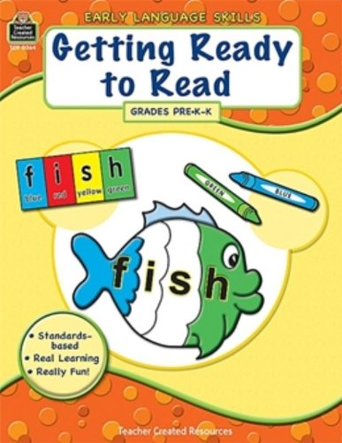 9781420680645: Early Language Skills: Getting Ready to Read