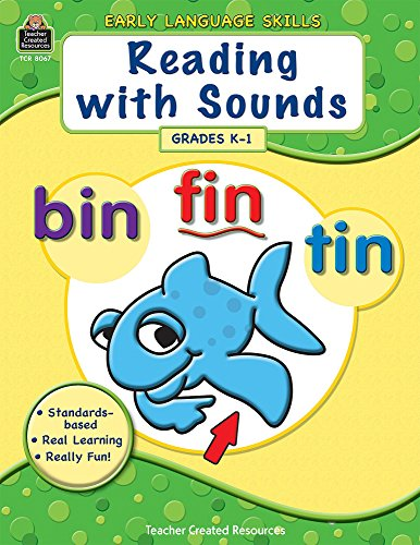 9781420680676: Early Language Skills: Reading with Sounds