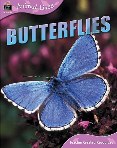 9781420681536: Animal Lives: Butterflies