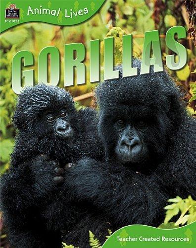 9781420681550: Animal Lives: Gorillas