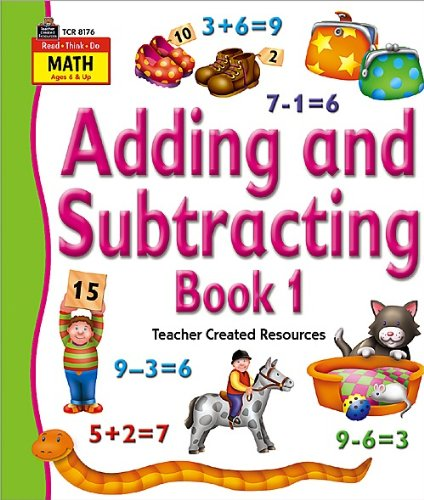 9781420681765: Read-Think-Do Math: Adding and Subtracting Book 1