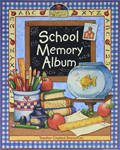 Susan Winget : School Memory Album: Teacher Created Resources