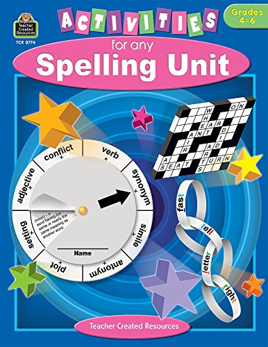 9781420687743: Activities for Any Spelling Unit