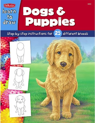 9781420689013: Learn to Draw: Dogs & Puppies
