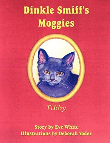 Dinkle Smiffs Moggies: Tibby: Eve White