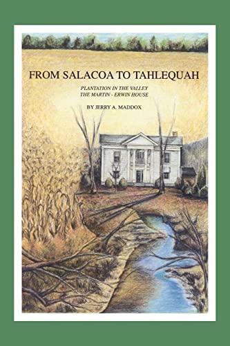 From Salacoa to Tahlequah: Jerry Maddox