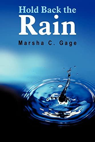 Hold Back the Rain: Marsha Frank