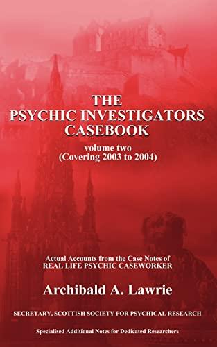 9781420836660: The Psychic Investigators Casebook: Volume 2