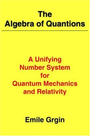 9781420840568: The Algebra of Quantions
