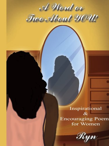 9781420845266: A Word or Two About YOU!: Inspirational & Encouraging Poems for Women