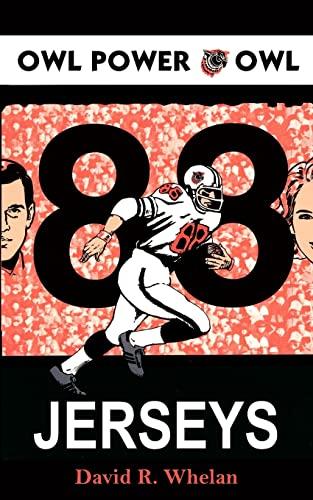 88 Jerseys: David Whelan