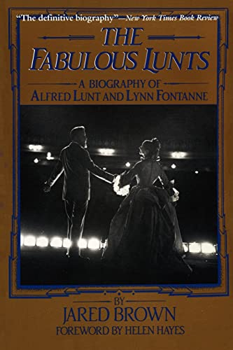 The Fabulous Lunts: Jared Brown