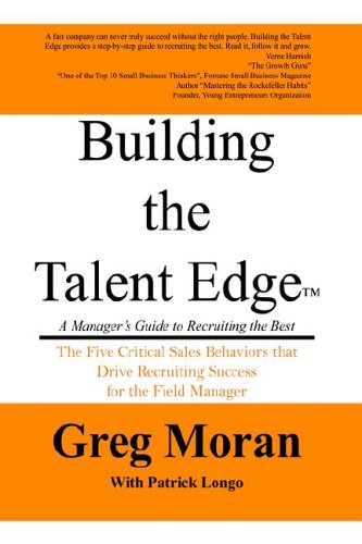 9781420856545: Building the Talent Edge