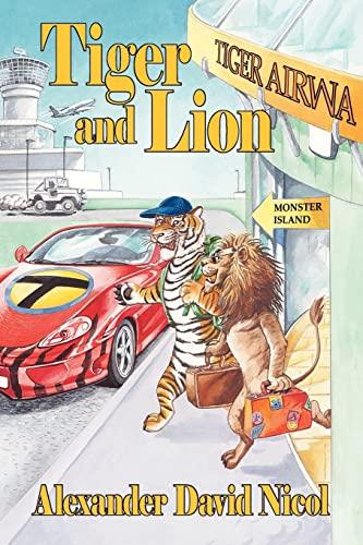Tiger and Lion: Nicol, David