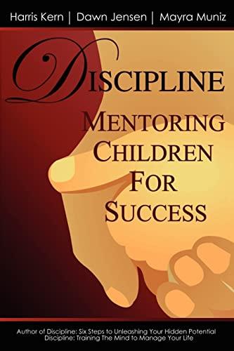 Discipline (1420863207) by Kern, Harris; Jensen, Dawn; Muniz, Mayra