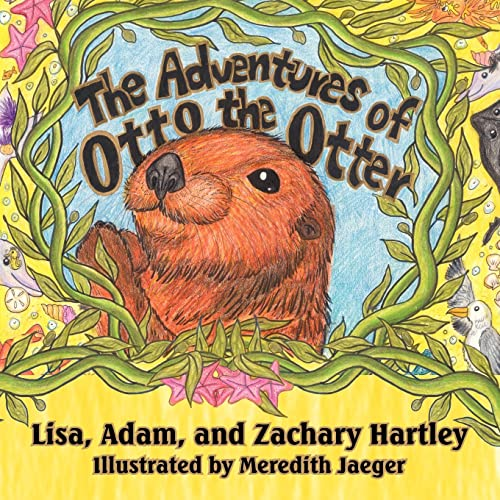 9781420865196: The Adventures of Otto the Otter