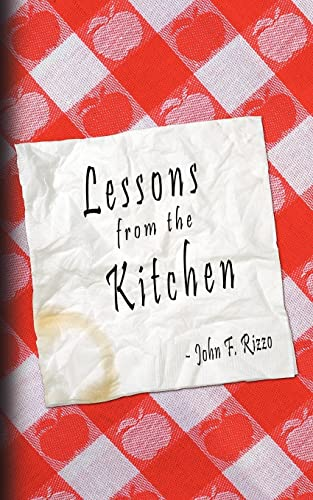 Lessons from the Kitchen (1420873016) by Rizzo, John