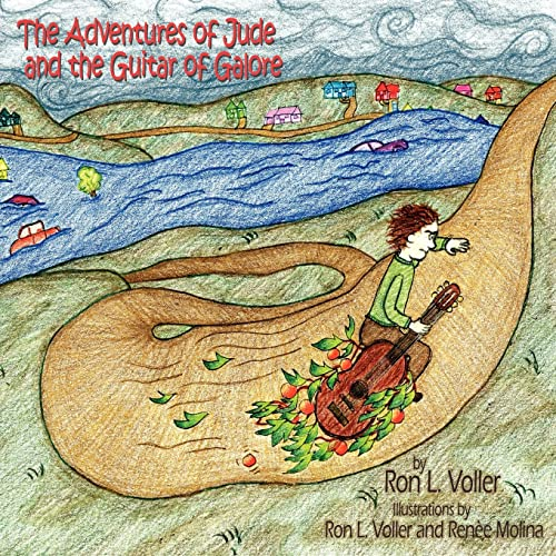 9781420875713: The Adventures of Jude and the Guitar of Galore