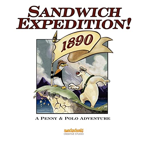9781420884593: Sandwich Expedition 1890 - A Penny & Polo Adventure