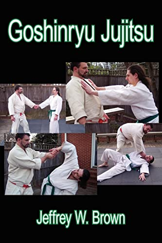 Goshinryu Jujitsu: Jeffrey Brown
