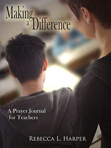 9781420887716: Making a Difference: A Prayer Journal for Teachers