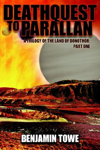 9781420890112: Deathquest to Parallan
