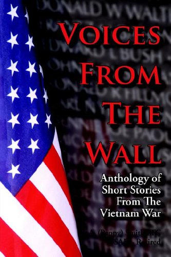 9781420890570: Voices from the Wall: Anthology of Short Stories from the Vietnam War
