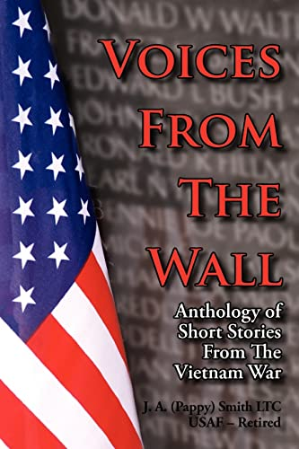9781420890587: Voices From The Wall: Anthology of Short Stories From The Vietnam War
