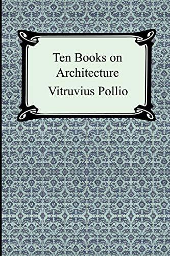 9781420925050: Ten Books on Architecture