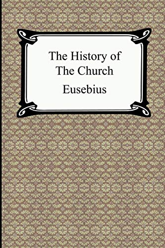 eusebius ecclesiastical history book review The history of the church from christ to constantine - ebook written by eusebius read this book using google play books app on your pc, android, ios devices download for offline reading, highlight, bookmark or take notes while you read the history of the.