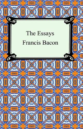 9781420925890: The Essays