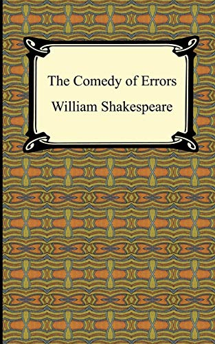 9781420926231: The Comedy of Errors