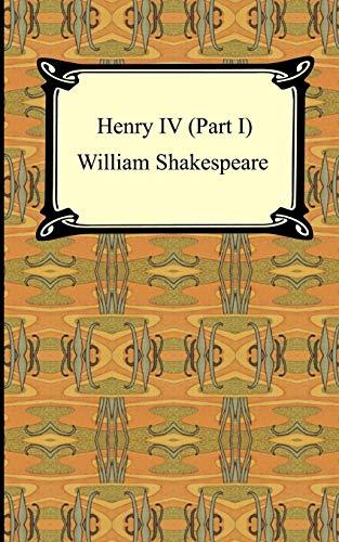 9781420926293: Henry IV, Part I