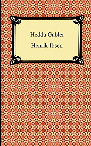 9781420926651: Hedda Gabler