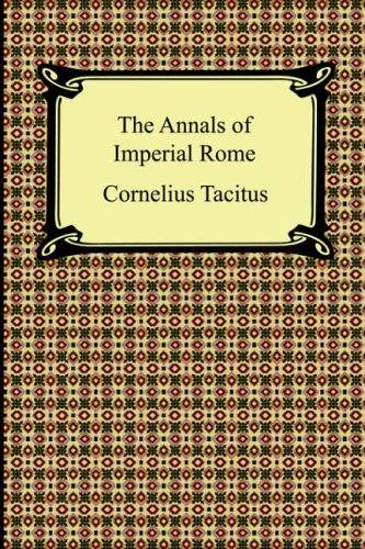 9781420926682: The Annals of Imperial Rome