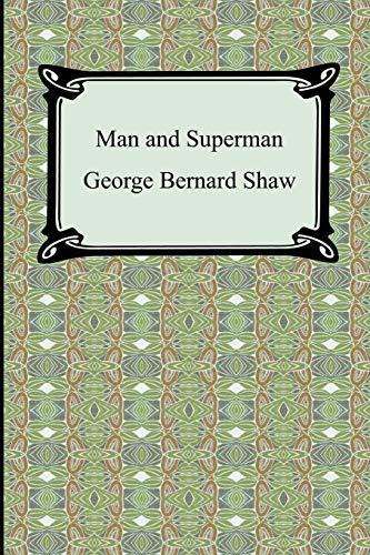 9781420928921: Man and Superman
