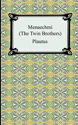9781420929065: Menaechmi; Or, The Twin-Brothers