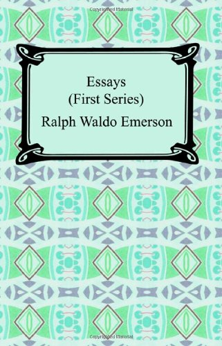 9781420929287: Essays: First Series