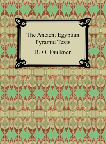 9781420929348: The Ancient Egyptian Pyramid Texts