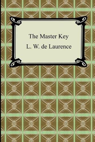9781420929379: The Master Key