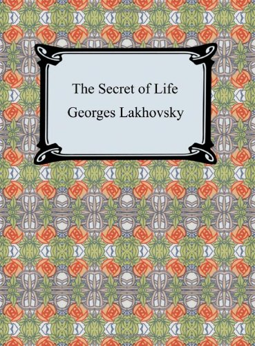 9781420929959: The Secret of Life