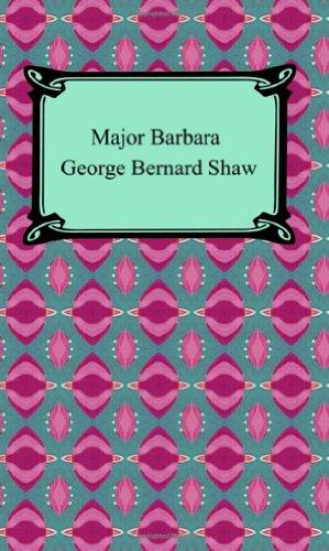 9781420930344: Major Barbara
