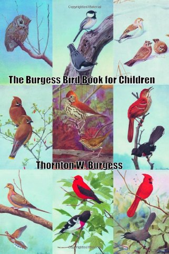 9781420930528: The Burgess Bird Book for Children