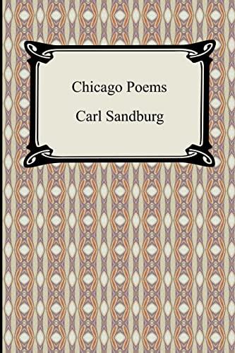 9781420931099: Chicago Poems