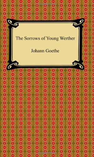 9781420931594: The Sorrows of Young Werther