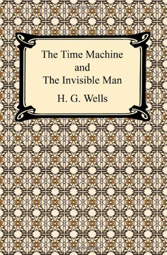 9781420932348: The Time Machine and The Invisible Man